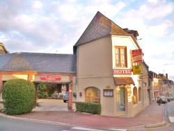 Hotel Restaurant Le Cygne, 2 Rue Paul Guilbaud, 27190, Conches-en-Ouche
