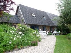 Chambres d'Hôtes L'Ecole Buissonnière, 110, route de Vieux Port , 27680, Trouville-la-Haule