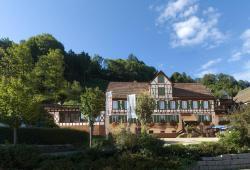Hotel-Gasthof Zum Weyssen Rössle, Schenkenzellerstrasse 42, 77761, Schiltach