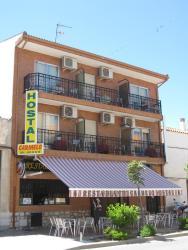 Hostal Restaurante Carmelo, Villarejo De Salvanés, 28590, Villarejo de Salvanés