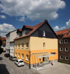 Hotel Garni Am Kirchplatz, Fachgraben 6, 98693, Ilmenau