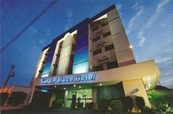 Sara Palace Hotel, Avenida Joao Naves de Avila 4921, 38408-288, Uberlândia