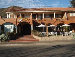 Hotel America, Avenida  Intendente Giagetto 974, 5196, Santa Rosa de Calamuchita