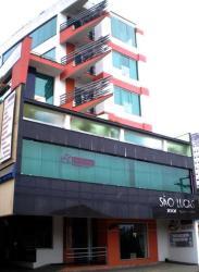São Lucas Apart Hotel, Rua Presidente Kennedy, 591, 36200-042, Barbacena