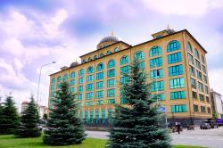 Artis Plaza Hotel, prospekt Irdisa Zyazikova 6, 386101, Magas