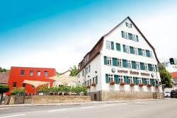 Hotel Restaurant Lamm Hebsack, Winterbacher Str. 1, 73630, Winterbach