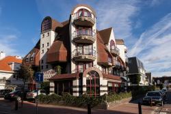Hotel Binnenhof, Jozef Nellenslaan 156, 8300, Knokke-Heist