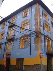 Pensión Santa Marta, Colegio, 7, 50300, Calatayud
