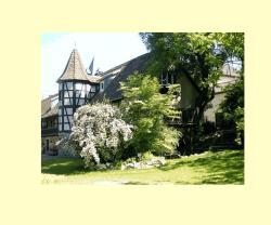 La Tourelle de Mithra, 9 Rue de L'Église, 67370, Ittlenheim