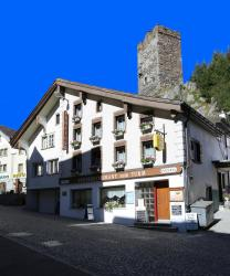 Gasthaus Pension zum Turm, Gotthardstrasse 36, 6493, Hospental