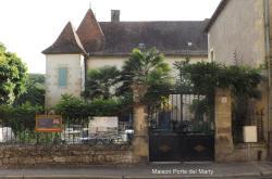 Maison Porte del Marty, 1, rue des Martyrs, 24150, Lalinde