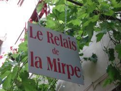 Le Relais de La Myrpe, 18 place de la Myrpe, 24100, Bergerac