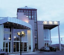 Stiklestad Park Hotel, Jernbanegata 11, 7650, Verdal