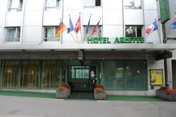 Hotel Arlette Beim Hauptbahnhof, Stampfenbachstrasse 26, 8001, Zürich