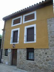 Casa Rural Jim Morrison, Las Eras, S/N, 37760, Linares de Riofrío