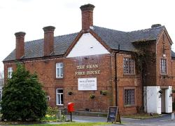 Swan At Forton, Eccleshall Road, TF10 8BY, Newport
