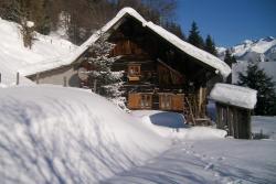 Ahnenhütte Untersabernighof, Teuchl 8, 9816, Penk