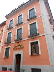 Hotel San Luis, Barco 8, 40100, La Granja de San Ildefonso