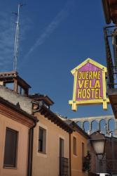 Duermevela Hostel, Gascos, 7, 40003, Segovia