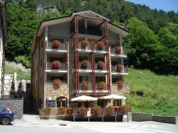 Apartaments Turistics Sant Roma, Carretera General d'Arinsal, 53, AD400, Arinsal