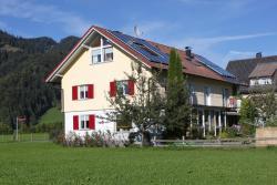 Ferienwohnungen Familie Eberle, Platz 395, 6952, Hittisau
