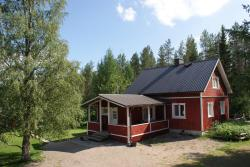 Northern Star Wilderness Ranch & Biker Lodge, Uramonkoskentie 3, 81860, Vieki