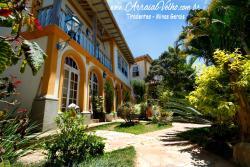 Arraial Velho Pousada Tematica, R. Barbara Heliodora,10 - Parque das Abelhas, 36325-000, Tiradentes