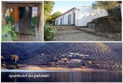 Aparthotel Las Palomas, Carretera Lora del Río - La Puebla de los Infantes, km 16, 41479, La Puebla de los Infantes