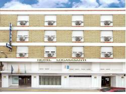Hotel Restaurante Logasasanti, Doctor Fleming, 5, 23740, Andújar