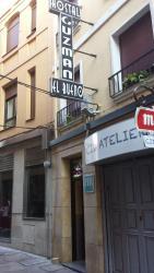 Hostal Guzmán El Bueno, Lopez Castrillón Nº 6, 24003, León