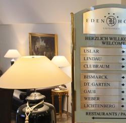 Eden-Hotel, Reinhäuser Landstraße 22a, 37083, Göttingen