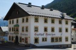 Gasthof Hirschen, Lochau 239, 6555, Kappl