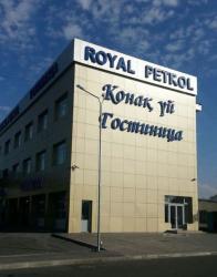 Royal Petrol Hotel, Gagarin Street 159A, 040000, Taldykorgan