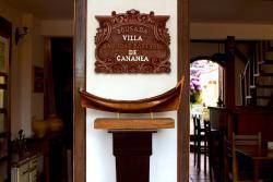 Pousada Villa de Cananea, Rua Tristão Lobo, 289, 11990-000, Cananéia