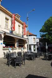 Hotel de la Cornette, Place Jean Absil 5, 7603, Bon-Secours