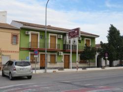 Hostal Restaurante Reina, Carretera Cordoba -Malaga, Km 98, 14915, Benamejí