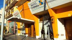 Hotel Turista, Calle 32 464, 7107, Santa Teresita