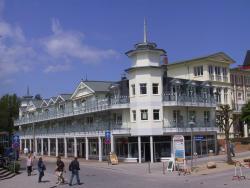 Strandpalais Luise von Preussen, Dünenstraße 10a, 17454, Zinnowitz