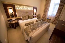 Qafqaz Karvansaray Hotel, Elcin Kerimov Street, AZ3600, Gabala