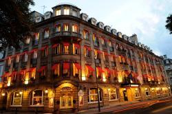 Hotel Du Parc - Mulhouse Centre, 26, Rue De La Sinne, 68100, Mulhouse