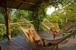 Finca Exotica Eco Lodge, Playa Carate a lado del parque nacional Corcovado Peninsula de Osa , 60702, Carate