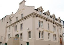 The Golden Lion Hotel, Senhouse Street, CA15 6AB, Maryport