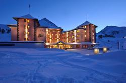 Hotel Alpenrose aktiv & sport, Kühtai 24, 6183, Kühtai