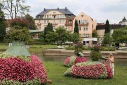 Villa Thea Kurhotel am Rosengarten, Theresienstr. 12, 97688, Bad Kissingen
