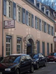 Hotel zum Pfalzgrafen, Kettengasse 21, 69117, Heidelberg
