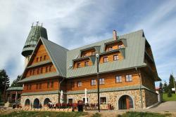 Kramářova chata, Orličky 186, 56155, Orličky