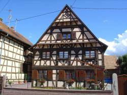 Gite d'Audrey et Jean, 3 rue Principale, 67150, Uttenheim