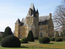 Chateau de la Balluere, Chateau de la Balluere, 72430, Pirmil