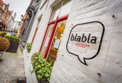 Hotel Bla Bla, Dweersstraat 24, 8000, Brugge