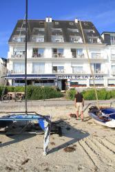Hôtel De La Plage, 25, quai d'Orange, 56510, Saint-Pierre-Quiberon